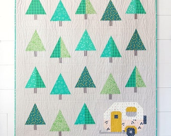 Up North Quilt Pattern # PAP105 From Pen & Paper Patterns By Neill, Lindsey Paper Pattern ONLY