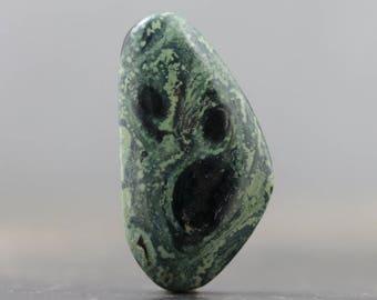 Nebula Jasper Free Form Natural Cabochon Flat Back Polished Stone (CA9584)