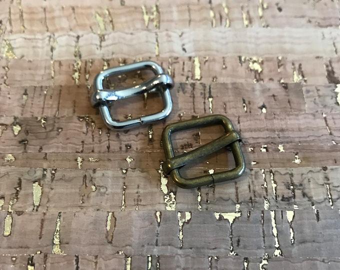 Strap Slide - Tri Glide - Adjustable Strap Slide - 1/2 Inch Wide