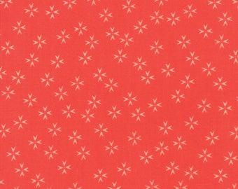 Front Porch - Petals Pomegranate by Sherri & Chelsi for Moda, 1/2 yard, 37544 13