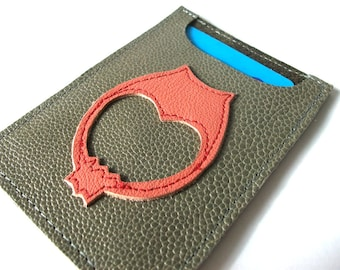 SALE! Owl Card Sleeve
