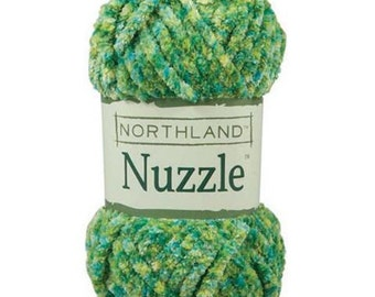 Yarn - Northland Nuzzle - Magenta,, Robins Nest, or Safari