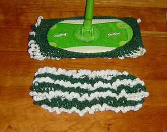 2 Swiffer Dust Mop Cover Reusable Eco-Friendly