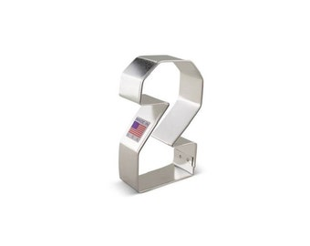 Number 2 Cookie Cutter (Large), Baking and Candy Making, Bakeware, Cookie Cutters