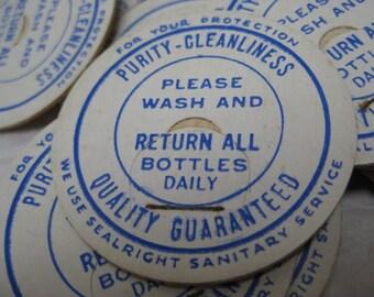 Milk Cap Vintage 43