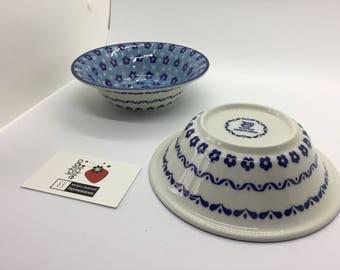 Suteki Blue Bowls (Set of 4)