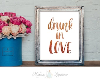 drunk in love printable quotes lyrics quotes printable art minimalist art prints inspirational quote instant download printable wall art