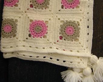 Baby Blanket Granny Square