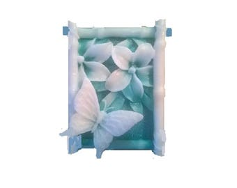 Gorgeous Butterfly Soap! Guest Soap  ~Natural, Organic Ingredients~ Handmade, Decorative, Homemade  Choose: SCENT, COLOR, and TYPE of Soap!
