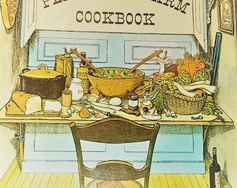 The Margaret Rudkin Pepperidge Farm Cookbook vintage 1970 exc condition