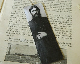 Rasputin Bookmark metal bookmark Supernatural
