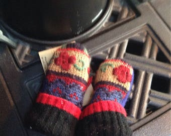 Thumbless baby mittens, 0-3 months
