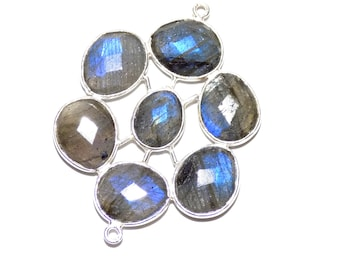 Labradorite Briolettes Jewellery Making Findings Connectors