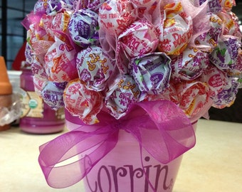 Lollipop CAndy bouquets