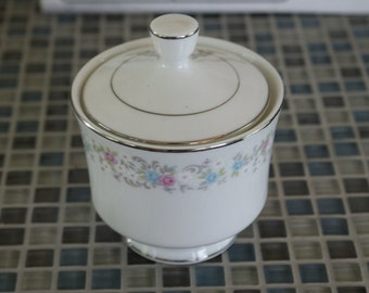 Fine China of Japan, Montego, Sugar Bowl with Lid