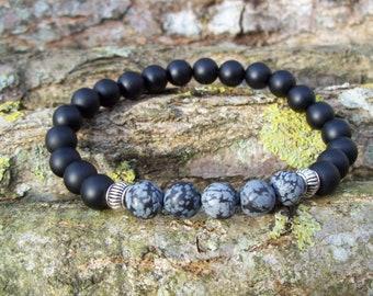 mens bracelet, Men bead bracelet, gemstone beaded bracelet, mens beaded bracelet, gemstone Jewelry, Gifts for men, Gift for men, men jewelry