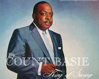 Count Basie - King of swing CD - Album.  Occasion- Verve