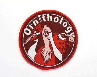 Ornithology Patch