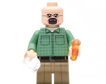 Walter White - Custom Minifigure