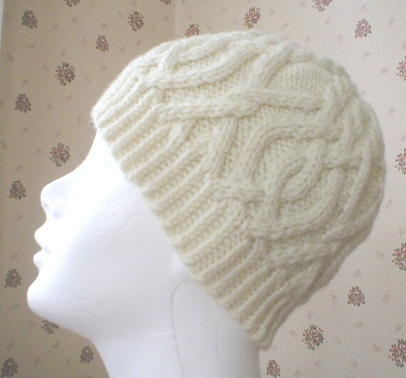 Baby Boy Cable Hat Knitting Pattern Central