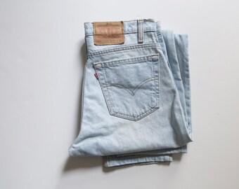 Vintage jaded levi jeans