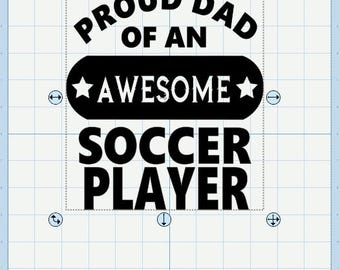 Proud dad of an awesome soccer player.