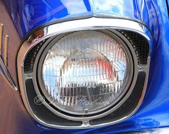 57 Chevy Headlight