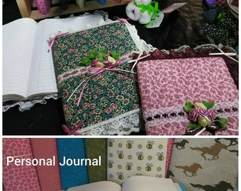 Hand Made Journal/Diary