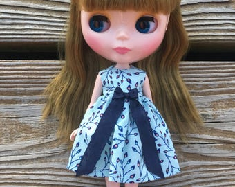 Color Branches Blythe Dress