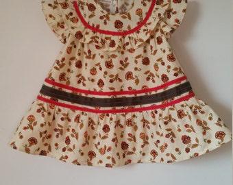 Girls Ribbon Dress