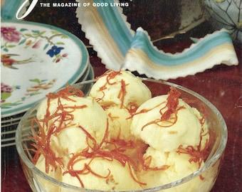 Vintage Gourmet Magazine - March 1989 PSS 3452
