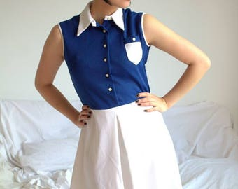 Vintage 70s - MADE IN GERMANY - dress