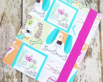 Composition Notebook Cover pdf Sewing Pattern