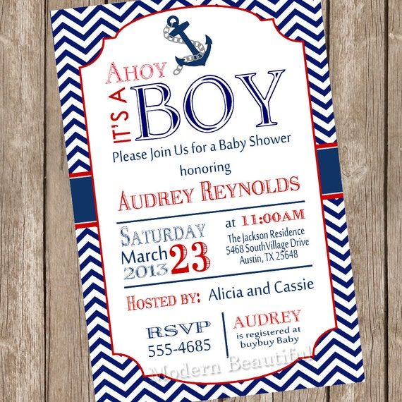 staggering templates of invitation editable large its size boy plus template shower wonderful invitations themes baby ahoy awesome free printable as a