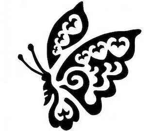 Pattern fusible Butterfly
