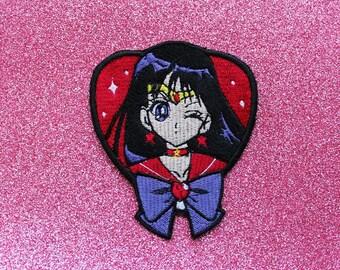 Sailor Mars Patch