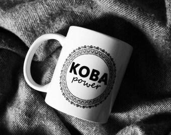 KOBA POWER mug