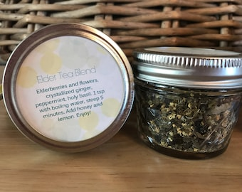 Elderberry Blend Tea