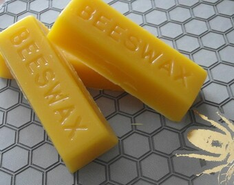One Ounce Bar Pure Beeswax