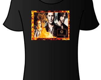 Supernatural tshirt
