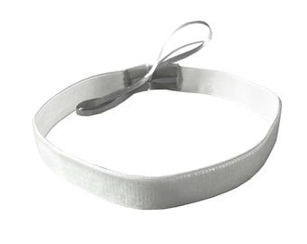 Jaded Gray Velvet Choker Necklace - Boho Jewelry - Boho Necklaces - Boho Style - Boho Accessories - Velvet Chokers - Choker Necklaces