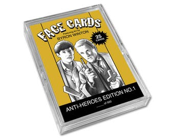 Face Cards: Anti-Heroes