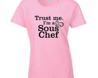 Sous Chef T Shirt