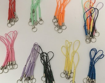 Cell Phone Straps, Lanyards, Zipper Pulls