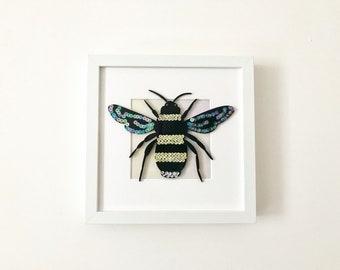 Bumble Bee Wall Decor