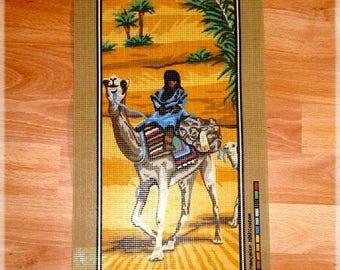 New canvas Tuareg 25 x 60 cm