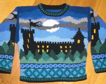 Castle Sweater Size Four