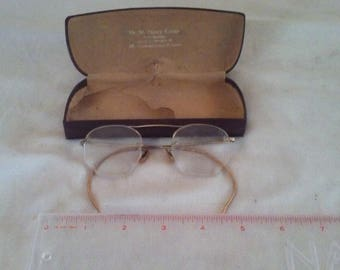 Vintage Eye glasses 12k GF