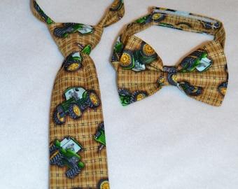 Tractor Tie or Bowtie