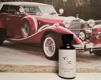 Woodland - Beard Grooming Oil